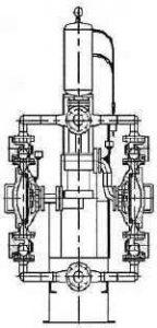 HMP Kolbenmembranpumpe